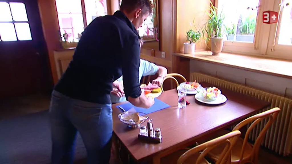 Bumann, der Restauranttester Hirschen
