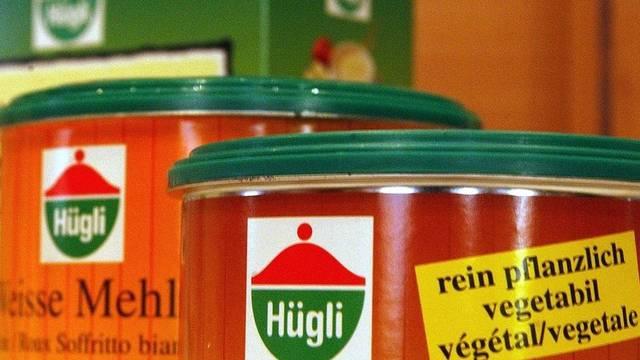 Vom starken Franken gebremst: Lebensmittelhersteller Hügli (Archiv)