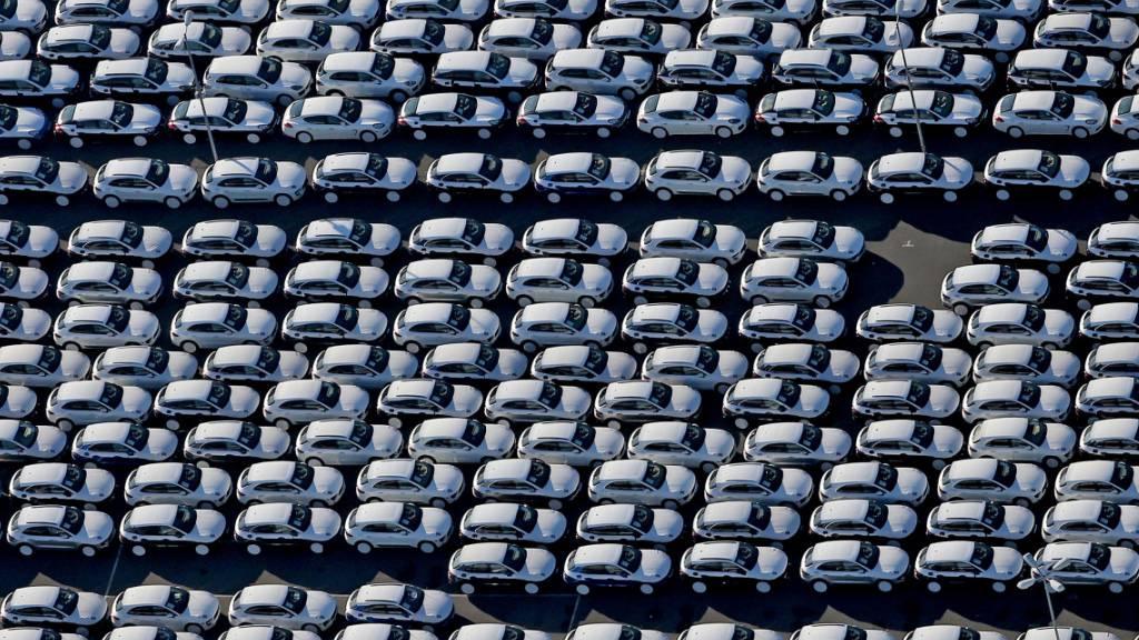 Erholung am Automarkt in Deutschland geht jäh zu Ende