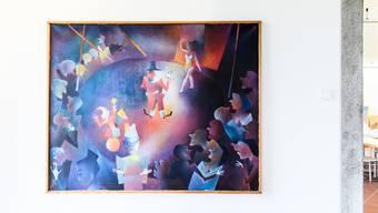 Ausstellung im Schlössli Vorder-Bleichenberg zu Peter Schneider
