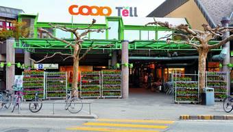 Modernisierung geplant: Gibt es keine Einsprachen, will Coop noch im Juli mit dem Umbau des Ladens beginnen. (ul)
