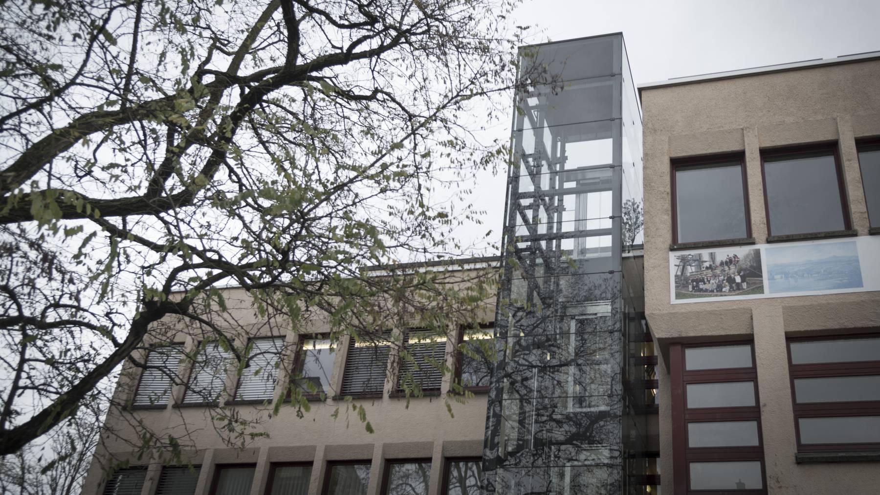 Das Gemeindehaus von Steinach, hier hat der Beschuldigte gearbeitet.