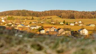 Trockener Dezember im Aargau, im Bild: Schneisingen