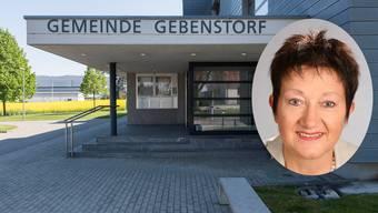 Frau Vizeammann Cécile Anner (SVP) steht in der Kritik.
