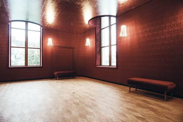 Das neue Foyer des Stadtcasinos.