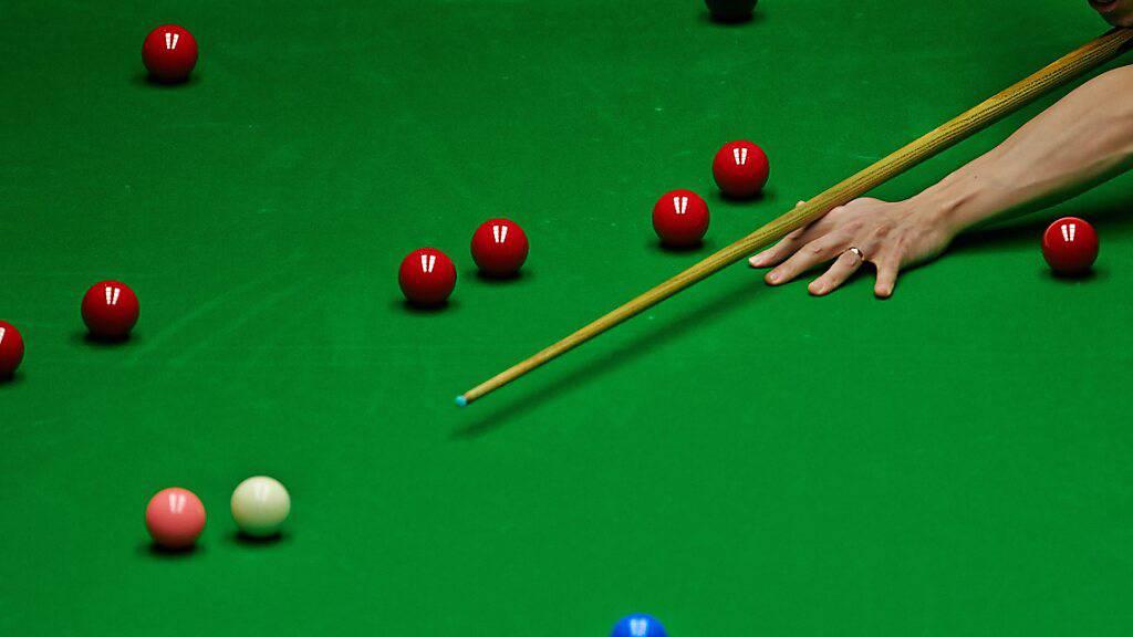 Die Snooker-WM in Sheffield könnte exemplarisch werden
