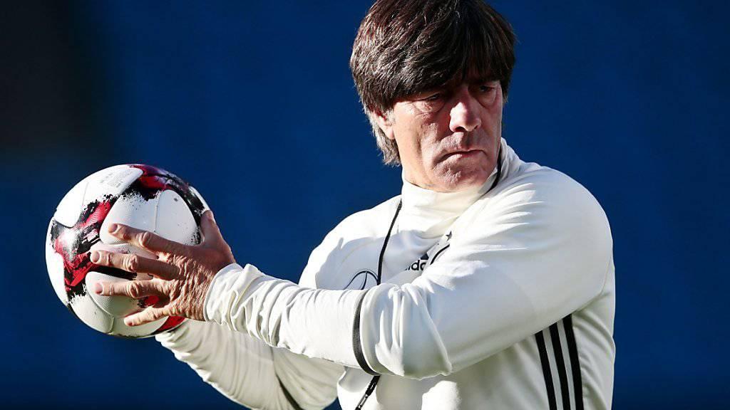 Joachim Löw betreut seit 2006 die deutsche Nationalmannschaft als Cheftrainer
