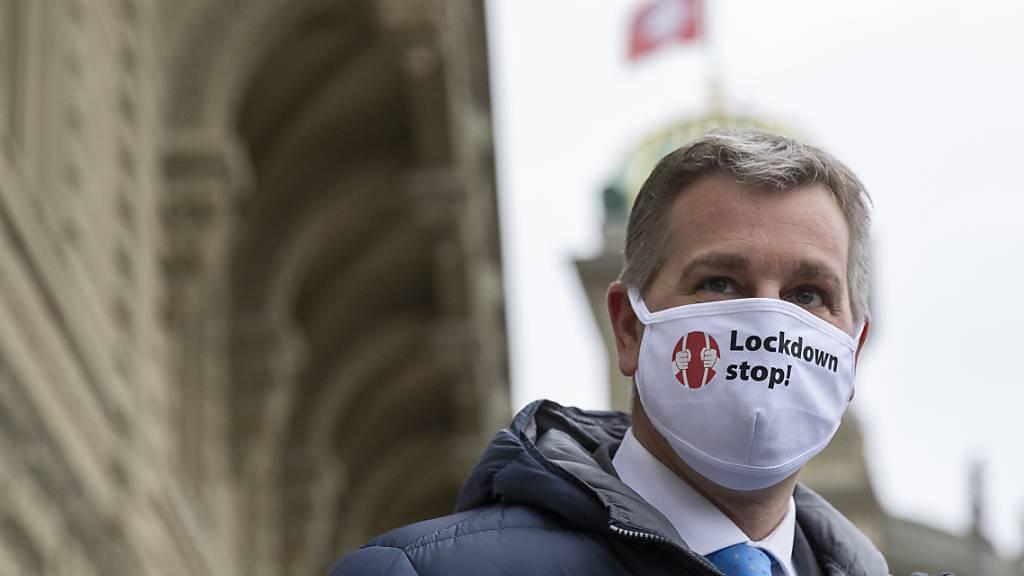 Chiesa befürwortet Maskenpflicht im Freien für Ascona