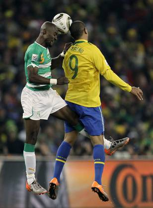 Brasilien gegen Elfenbeinküste