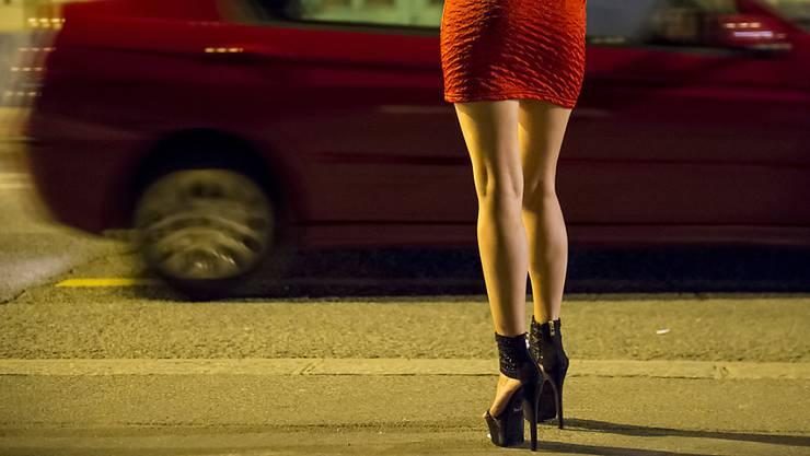 Viele Sexarbeiterinnen halten die Kampagne der Frauenzentrale für absurd. (Symbolbild)