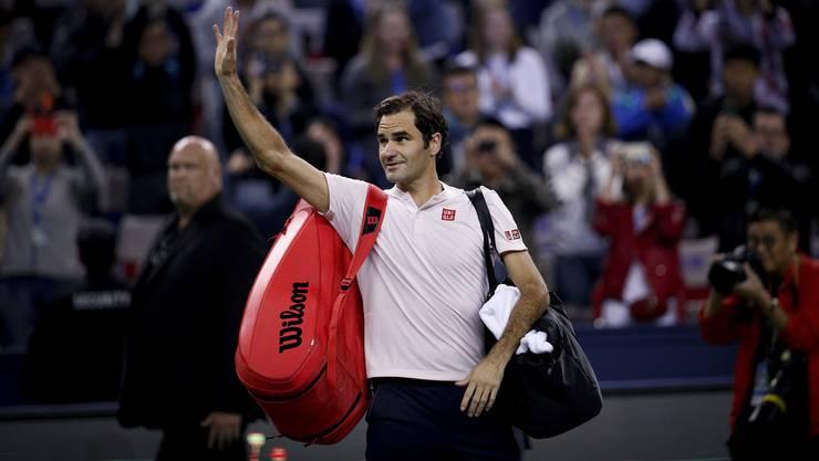 Roger Federer begeistert das Publikum in Basel Jahr für Jahr – und von vielen prägt er sogar das Leben mit.
