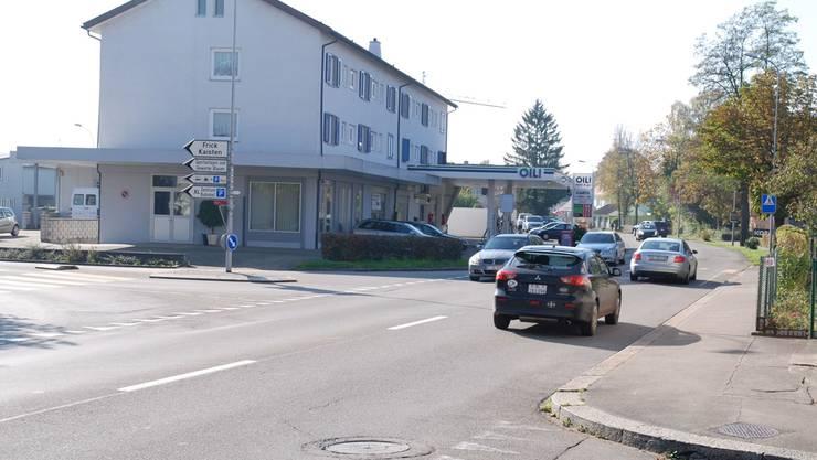 Die Baslerstrasse in Laufenburg wird saniert - die grosse Frage ist wann?