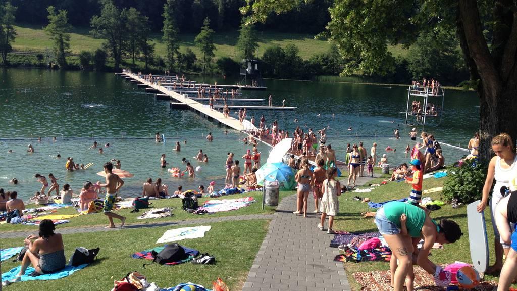 Zentralschweizer Seen mit guter Wasserqualität
