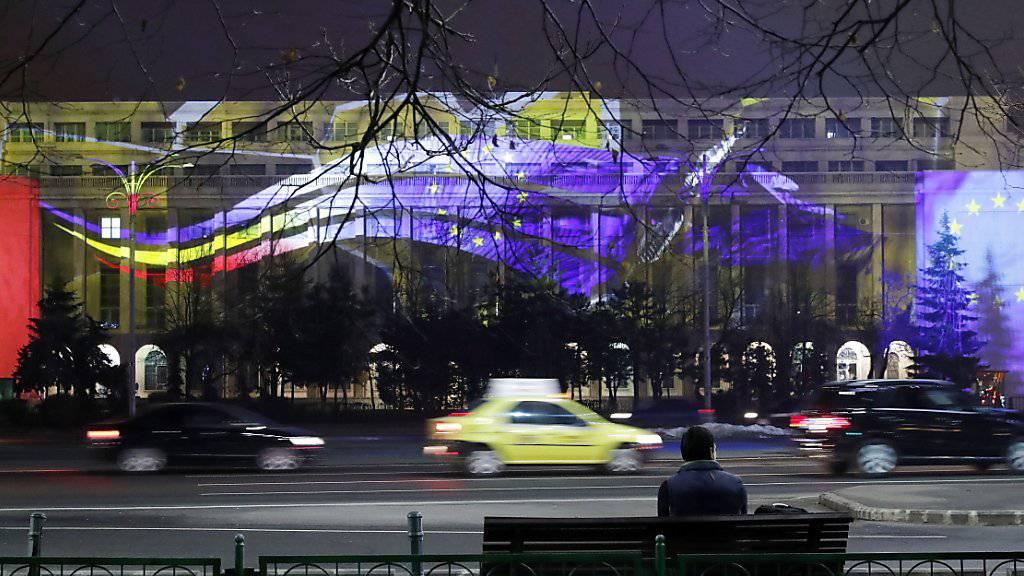 Rumänien hat an Neujahr für sechs Monate die EU-Ratspräsidentschaft übernommen.