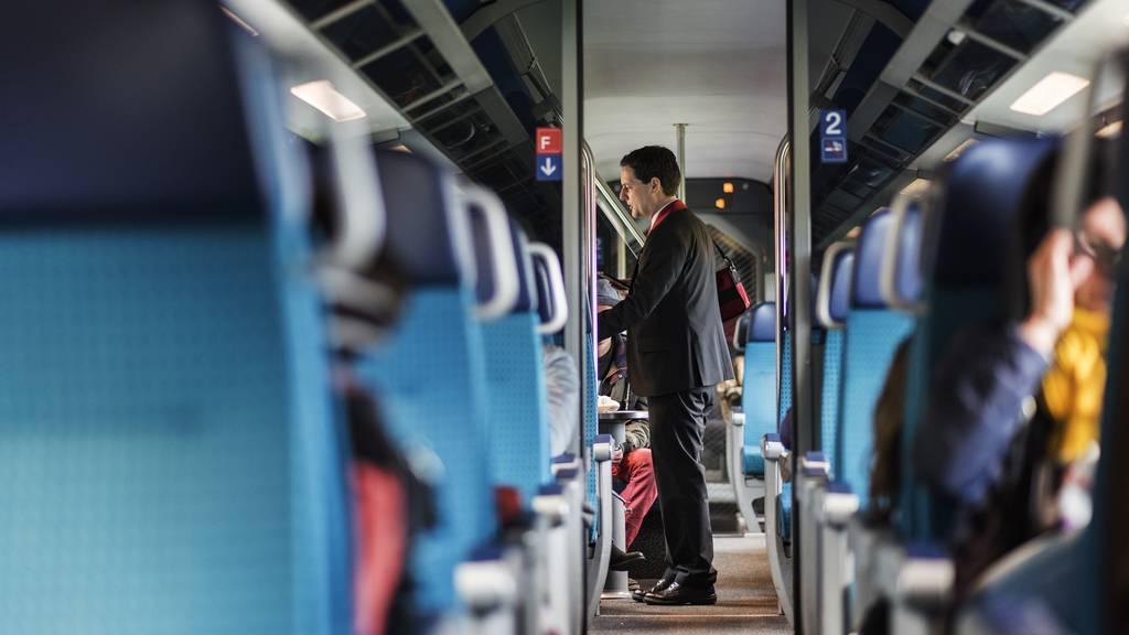 SBB wollen Züge über Luftsensoren überwachen