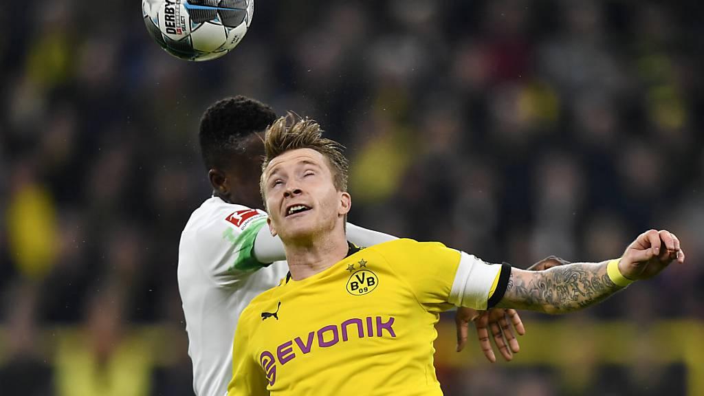 BVB ohne Captain Reus nach Mailand - Bürki dabei