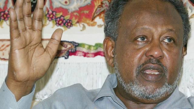 Ismail Omar Guelleh regiert Dschibuti mit harter Hand (Archiv)