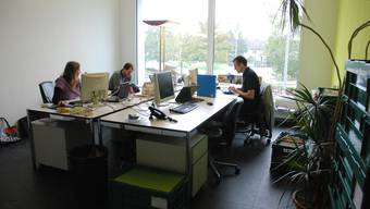 Die neuen Büros der az Limmattalerzeitung in Dietikon