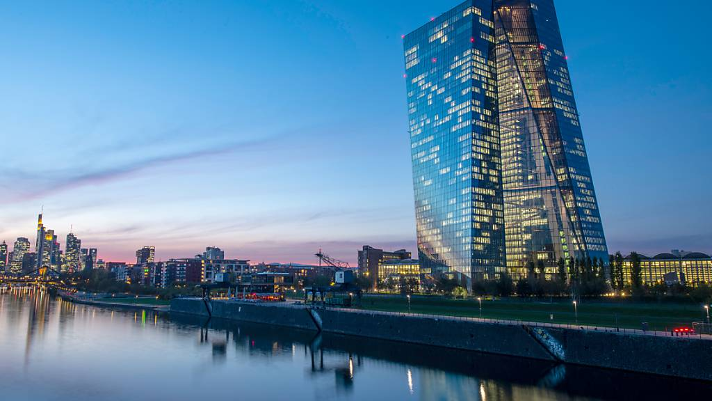 Die EZB weitet die Massnahmen im Kampf gegen die Corona-Krise aus. (Archiv)
