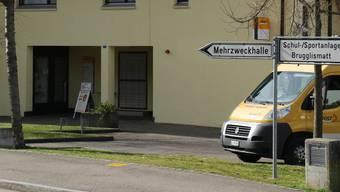 Die Poststelle in Zeiningen