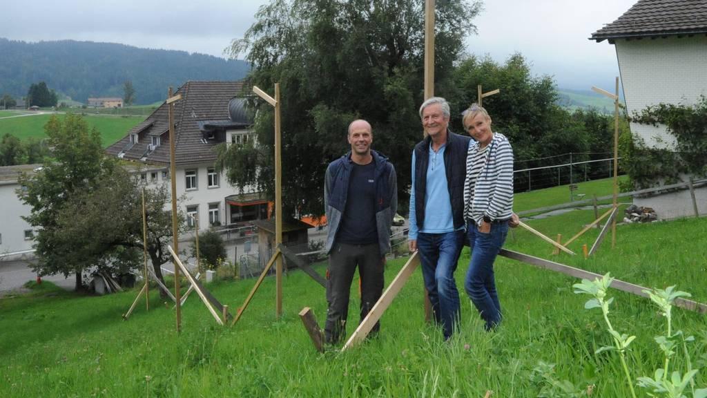 In Gais entsteht die erste Tiny-House-Siedlung im Appenzellerland