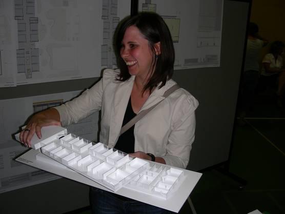 Architektin Janine Kalkof