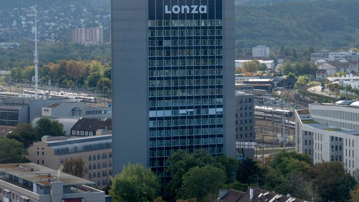 Der Hauptsitz von Lonza befindet sich in Basel.