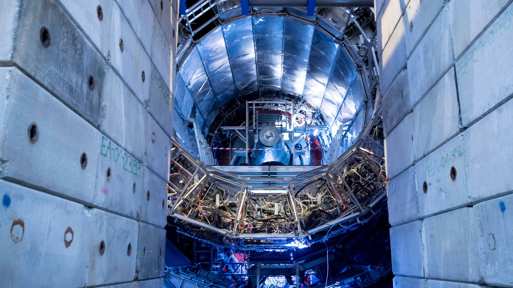 Forschung am CERN in Genf: Schweizer Wissenschafter profitierten überproportional von den EU-Forschungsgeldern.