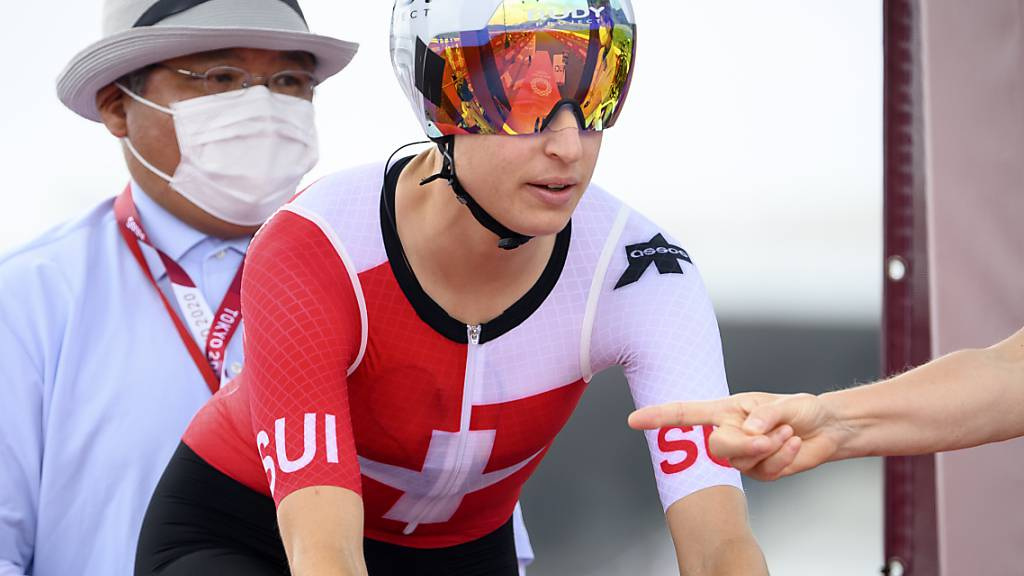 Marlen Reusser will ihre Topsaison vergolden