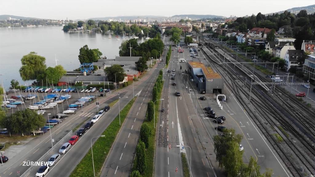 Ferienzeit zeigt: 15 % weniger Verkehr reicht für freie Fahrt in Zürich