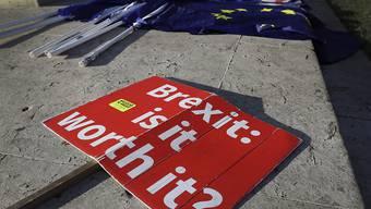 """Die EU reagiert gelassen auf den """"Plan B"""" zum Brexit, den die britische Premierministerin Theresa May am Montag vorgestellt hat."""