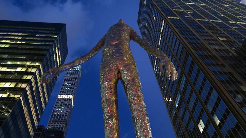In Manhattan wachsen die Boni nicht mehr in den Himmel, auch wenn die Löhne in der Finanzbranche noch immer zu den höchsten zählen. (Symbolbild)