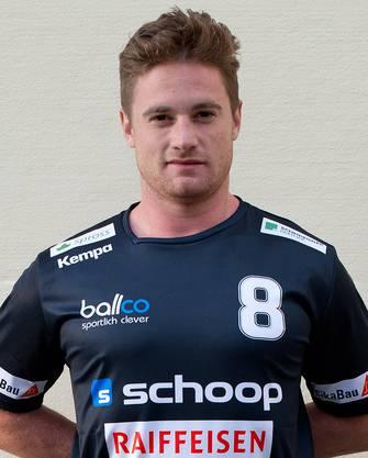 Lars Mallien hat sich als unermüdlicher Kämpfer am Flügel einen Namen gemacht.
