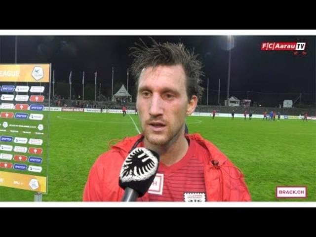 FC Aarau - FC Schaffhausen 1:2 (10.08.2017, Stimmen zum Spiel)