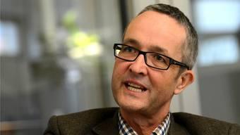Die SVP steigt mit Thomas Weber ins Rennen um den freien Regierungssitz.