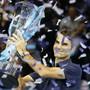 Mit sechs Triumphen, letztmals 2011, ist Roger Federer Rekordsieger der ATP Finals