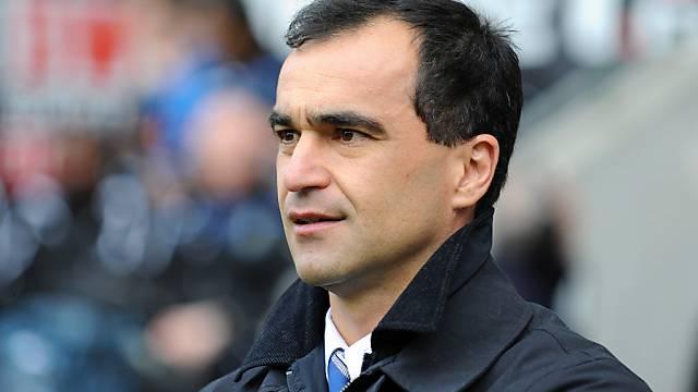 Roberto Martinez, der Trainer von Wigan, schafft den Ligaerhalt.