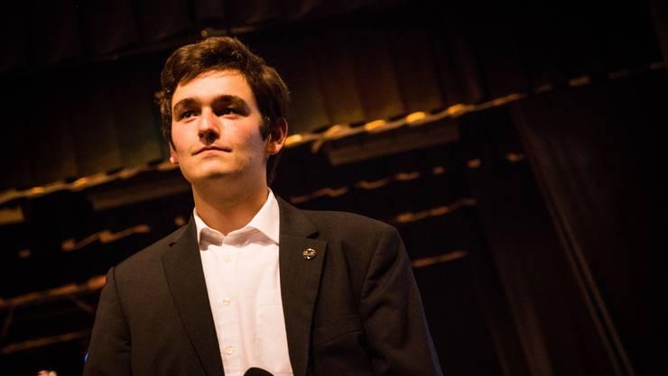 Der Dietiker Lars Kieni (21) war kürzlich Vizepräsident einer Session des Europäischen Jugendparlaments in Kharkiv in der Ukraine.