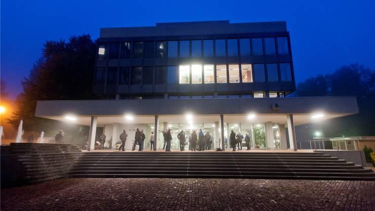 Das Aargauer Obergericht: Für manche Grossräte bleibt beim Auswahlverfahren für die Richter zu viel im Dunkeln.