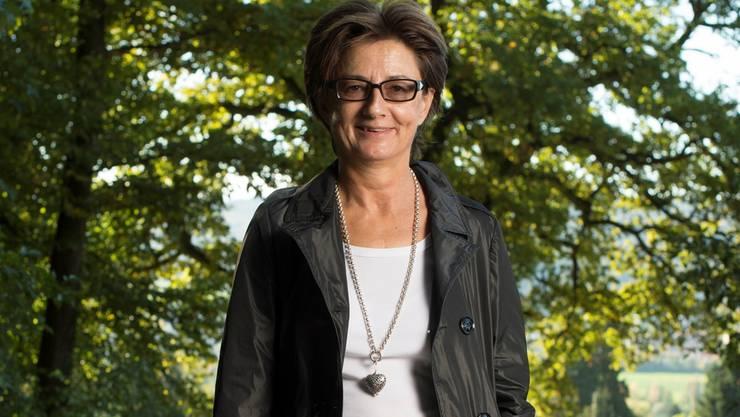Bernadette Hans will sich für mehr Menschlichkeit und Wärme in der Gesellschaft einsetzen.