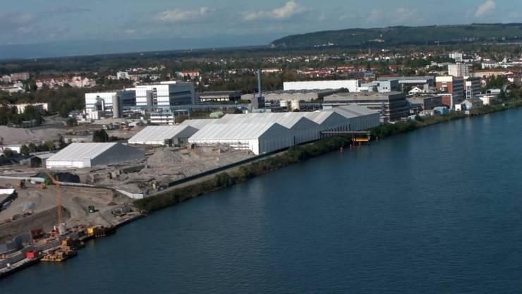 Basler Behörden kündigten am Dienstag Luftmessungen an.