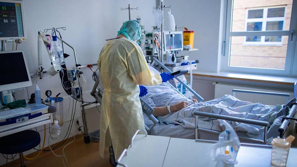 Das neue Coronamedikament soll bei Patienten mit einem schweren Krankheitsverlauf eingesetzt werden. (Archivbild)