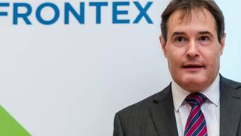 Schliesst eine Beteiligung an Militäreinsätzen gegen Schlepperbanden im Mittelmeer kategorisch aus: Fabrice Leggeri, Chef der EU-Grenzschutzbehörde Frontex (Archiv)