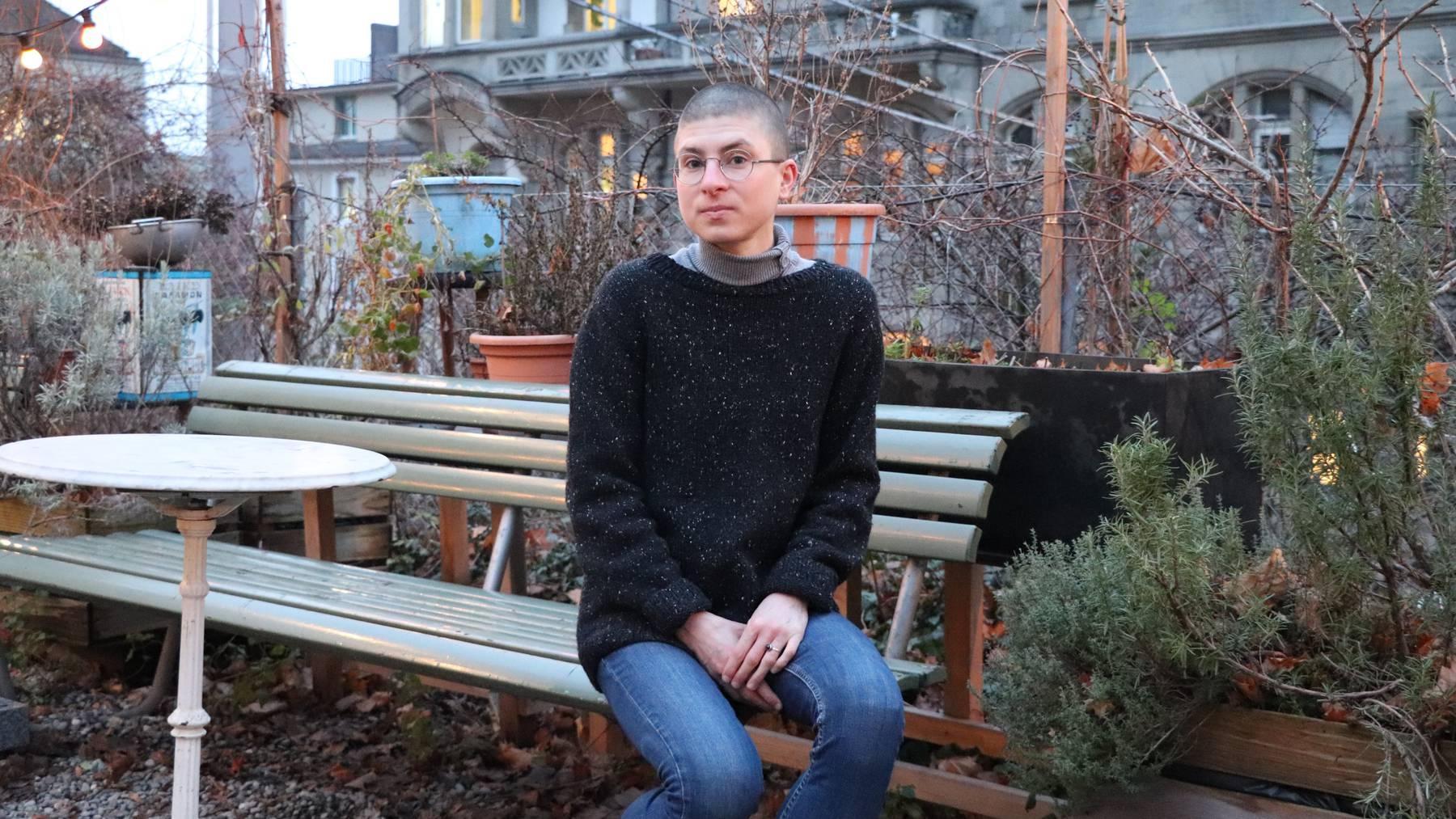 Die Rorschacherin Anna Stern zählt zu den fünf Finalisten für den Schweizer Buchpreis 2020.