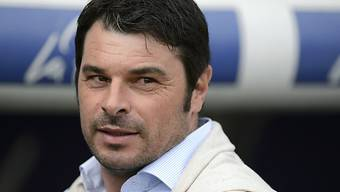 Ciriaco Sforza coacht Wohlen zum Sieg.