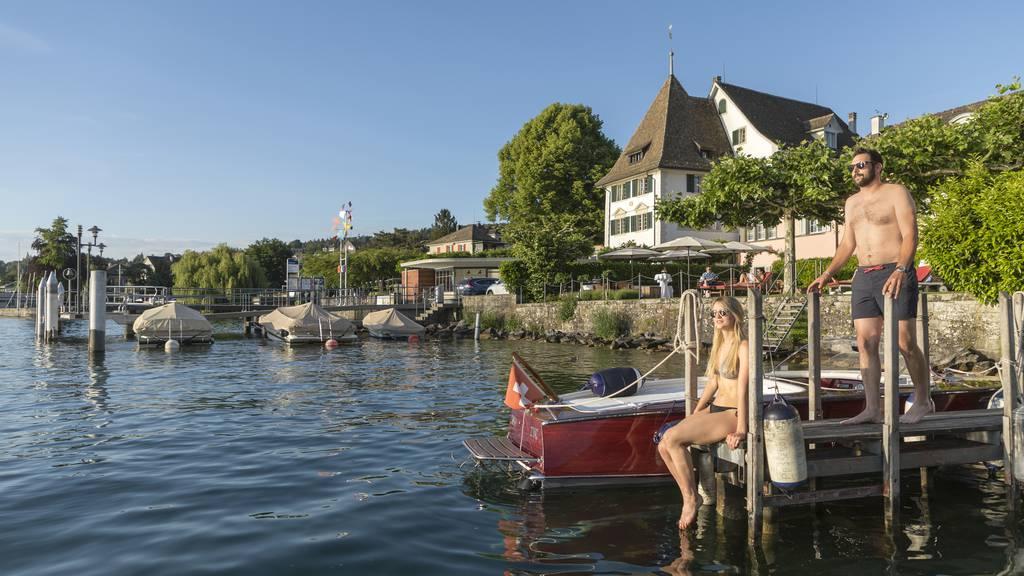 Gewinnen Sie Kurzferien im Romantik Seehotel Sonne am Zürichsee.