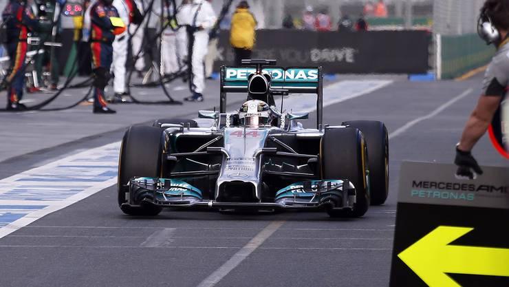 Bei den neuen Formel-1-Boliden wurden nicht nur am Chassis gegenüber der letzten Saison Veränderungen vorgenommen, sie klingen aufgrund des Motors auch vollkommen anders