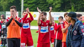 Aufstiegsspiel FC Baden - SR Delémont