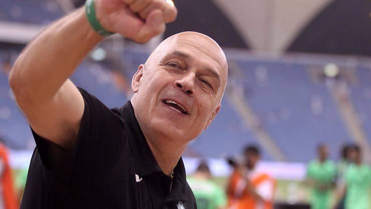 Christian Gross beendet seine erfolgreiche Tätigkeit bei Al-Ahli in Saudi-Arabien