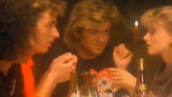 Ausschnitt aus dem Video «Last Christmas» von Wham!